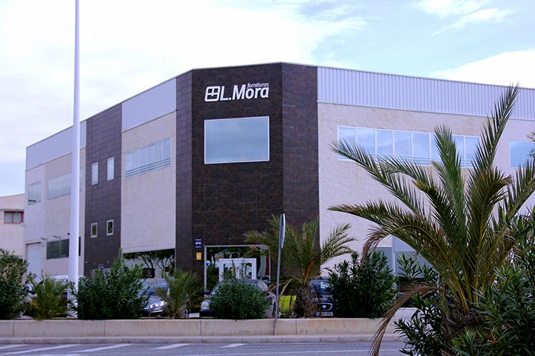 Contacto fornituras l mora for Oficina correos elche